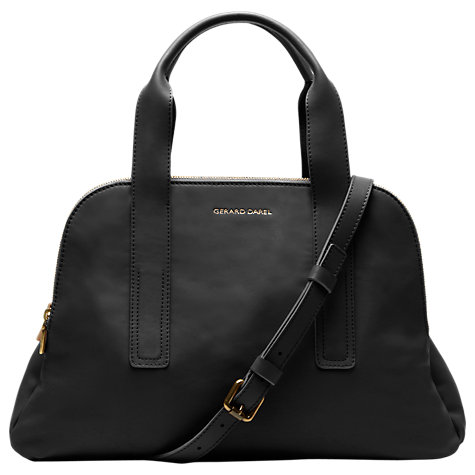 Buy Gérard Darel Little Divine Bag, Black Online at johnlewis.com