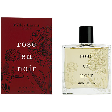 Buy Miller Harris Rose en Noir Eau de Parfum, 100ml Online at johnlewis.com