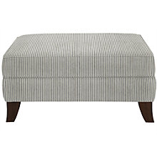 Buy John Lewis Lucca Footstool, Price Band C Online at johnlewis.com