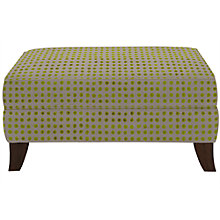 Buy John Lewis Lucca Footstool, Price Band G, Online at johnlewis.com