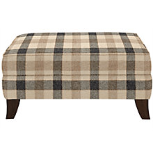 Buy John Lewis Lucca Footstool, Price Band F Online at johnlewis.com