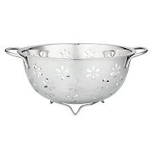 Buy John Lewis Berry Colander Online at johnlewis.com