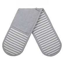 Buy John Lewis Maison Double Oven Glove Online at johnlewis.com