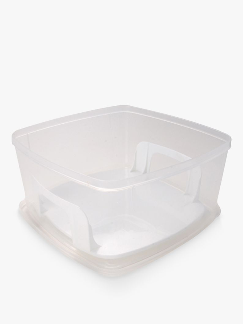 Decor Decor 2-Level Cake Storage Container with Lifter