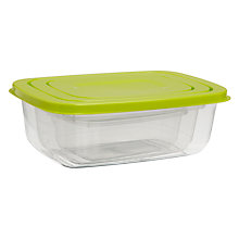 Buy John Lewis Nested Storage Containers, Set of 3 Online at johnlewis.com