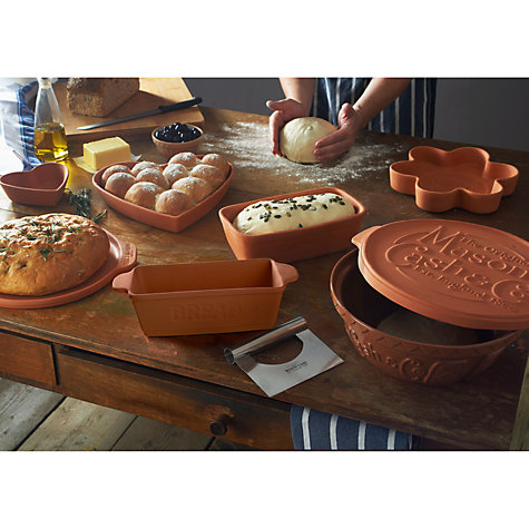 Buy Mason Cash Terracotta 2lb Bread Form Online at johnlewis.com