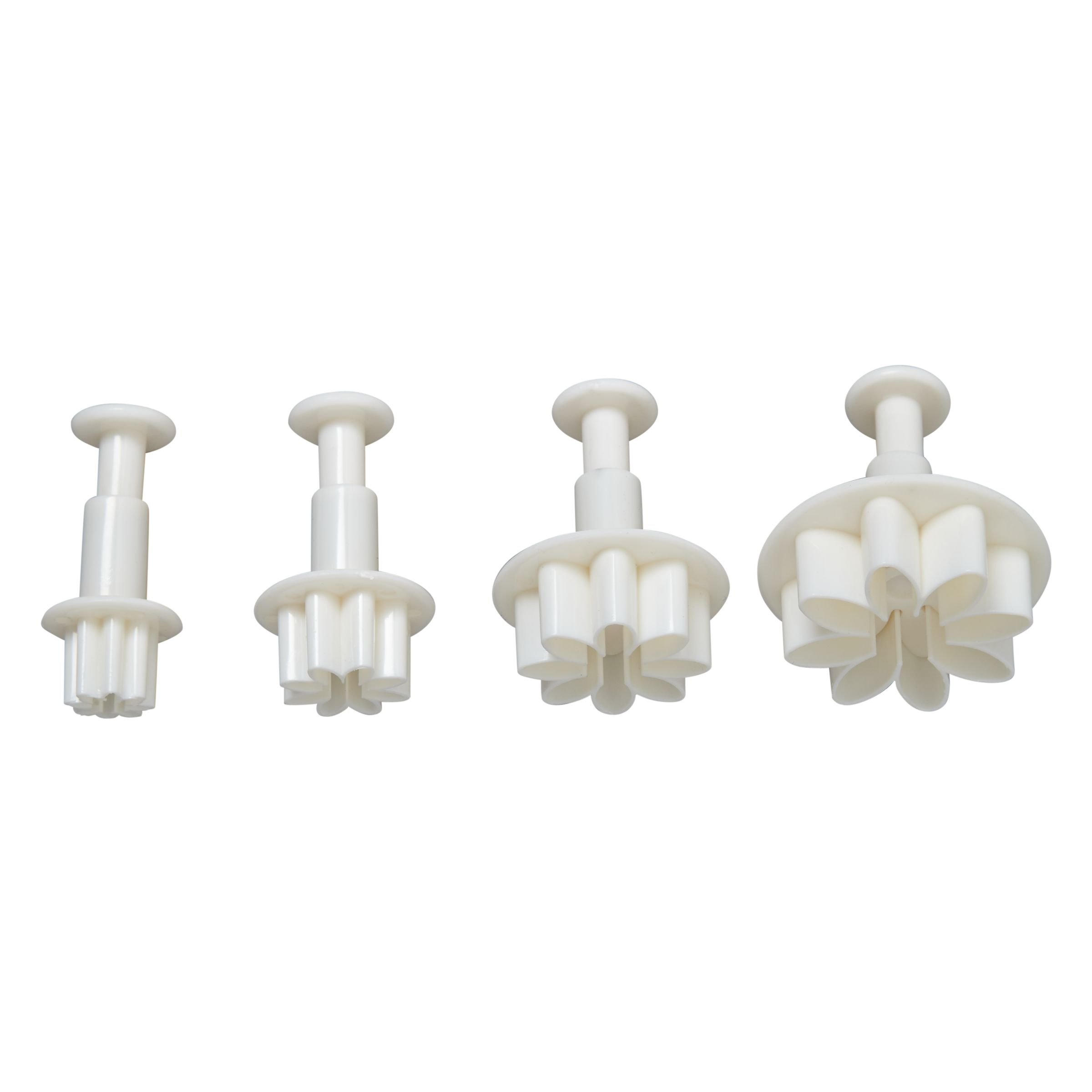 Tala Tala Daisy Cookie Cutters, Set of 4