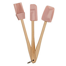 Buy John Lewis Mini Silicone Tools, Set of 3 Online at johnlewis.com