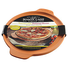 Buy Mason Cash Terracotta Baking Stone Online at johnlewis.com