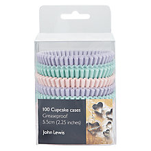 Buy John Lewis Country Cake Cases, Set of 120 Online at johnlewis.com