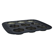 Buy Mastrad Silicone Tartlet Mould, 9 Cups Online at johnlewis.com