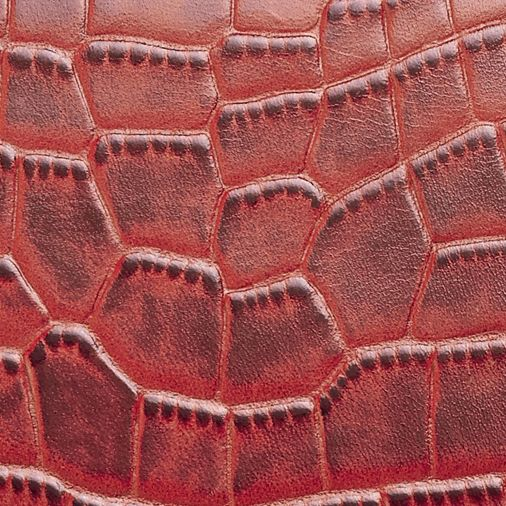 Oxblood Crocodile