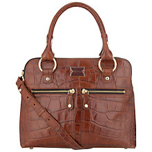 Buy Modalu Pippa Mini Leather Grab Bag Online at johnlewis.com