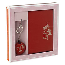 Buy Radley Doodle Dog Keyring and Kindle Case Gift Set Online at johnlewis.com