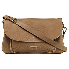 Buy OSPREY LONDON Large Monroe Leather Shoulder Handbag Online at johnlewis.com