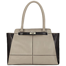 Buy Modalu Marlow East/West Leather Tote Bag Online at johnlewis.com