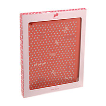 Buy Radley Hibbert Snap Fit iPad Cover, Pink Online at johnlewis.com