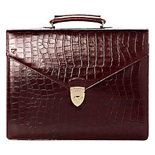 Buy Aspinal of London City Briefcase Online at johnlewis.com