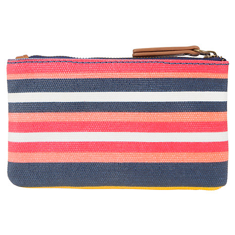 Buy Collection WEEKEND by John Lewis Holiday Stripe Coin Purse, Multi Online at johnlewis.com