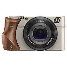 "Buy Hasselblad Stellar Camera, HD 1080p, 20.2MP, 3.6x Optical Zoom, 3"" LCD Screen with 16GB + 8GB Memory Card Online at johnlewis.com"