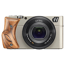 "Buy Hasselblad Stellar Camera, HD 1080p, 20.2MP, 3.6x Optical Zoom, 3"" LCD Screen Online at johnlewis.com"