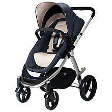 Buy Mountain Buggy Cosmopolitan Pushchair, Stone Online at johnlewis.com