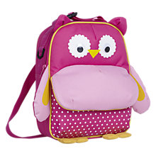 Buy Navigate My Little Lunch Owl Lunch Bag Online at johnlewis.com