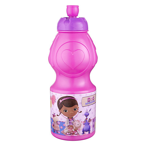 Buy DNC Doc McStuffins Drinks Bottle Online at johnlewis.com