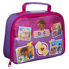 Buy DNC Doc McStuffins Lunch Bag Online at johnlewis.com