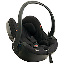 Buy BeSafe iZi Go X1 Infant Carrier, Black Cab Online at johnlewis.com