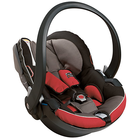 Buy BeSafe iZi Go X1 Infant Carrier, Red Online at johnlewis.com