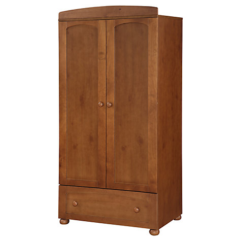 Buy John Lewis Rachel Wardrobe, Dark Antique Online at johnlewis.com