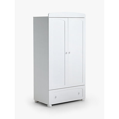 Buy John Lewis Rachel Wardrobe, White Online at johnlewis.com