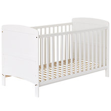Buy John Lewis Tara Cotbed, White Online at johnlewis.com