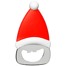 Buy Sagaform Santa Bottle Opener Online at johnlewis.com