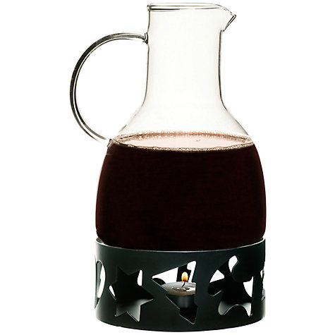 Buy Sagaform Mulled Wine Carafe with Warmer Online at johnlewis.com