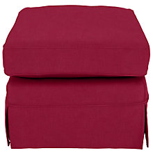 Buy John Lewis Padstow Footstool, Price Band A Online at johnlewis.com