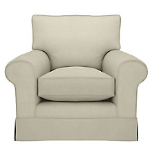 Buy John Lewis Padstow Loose Cover Armchair, Price Band A Online at johnlewis.com