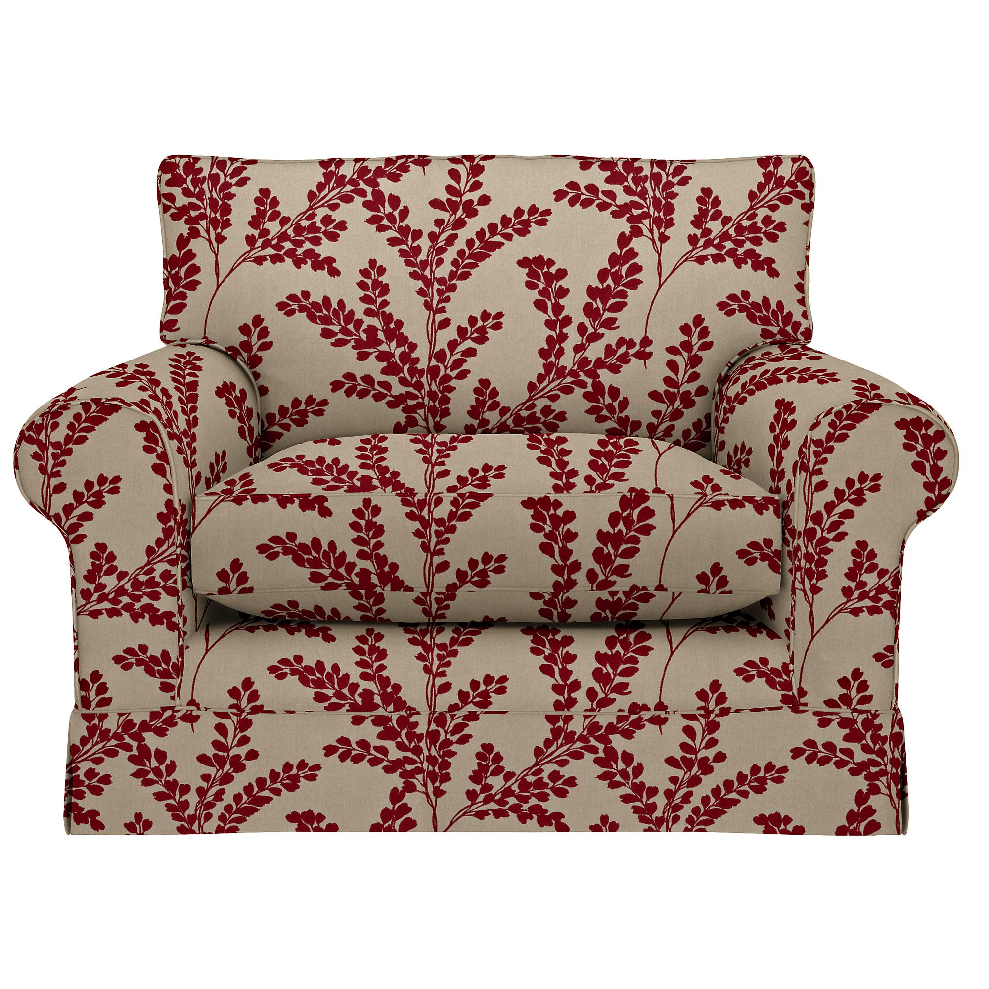 John Lewis Padstow Snuggler, Price Band F, Sanderson Clovelly Claret