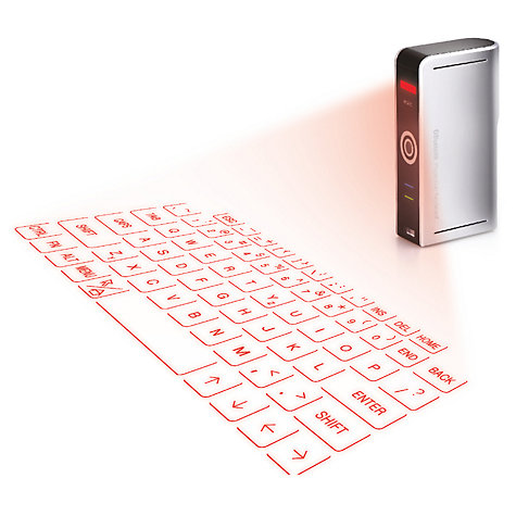 Buy Celluon Epic, Bluetooth Projection Keyboard & Multi Touch Mouse Online at johnlewis.com