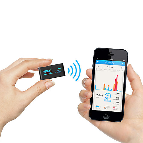 Buy Withings Pulse Wireless Activity & Sleep Tracker Online at johnlewis.com
