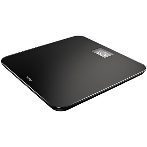 Buy Withings WS-30 Wireless Bathroom Scale, Black Online at johnlewis.com