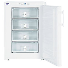 Buy Liebherr GP1476 Freezer, A++ Energy Rating, 60cm Wide, White Online at johnlewis.com