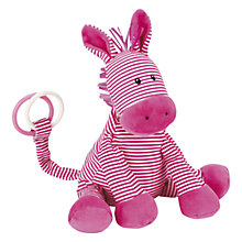 Buy Jellycat Skiddle Pony Musical Pull Soft Toy Online at johnlewis.com