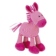 Buy Jellycat Skiddle Pony Rattle Soft Toy Online at johnlewis.com