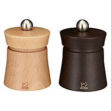 Buy Peugeot Baya Salt and Pepper Mills, Set of 2 Online at johnlewis.com