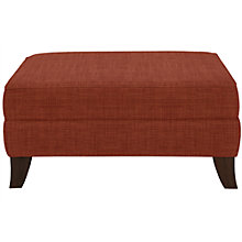 Buy John Lewis Lucca Footstool, Price Band E Online at johnlewis.com