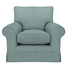 Buy John Lewis Padstow Loose Cover Armchair, Price Band F Online at johnlewis.com