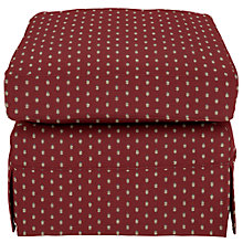 Buy John Lewis Padstow Footstool, Price Band F Online at johnlewis.com