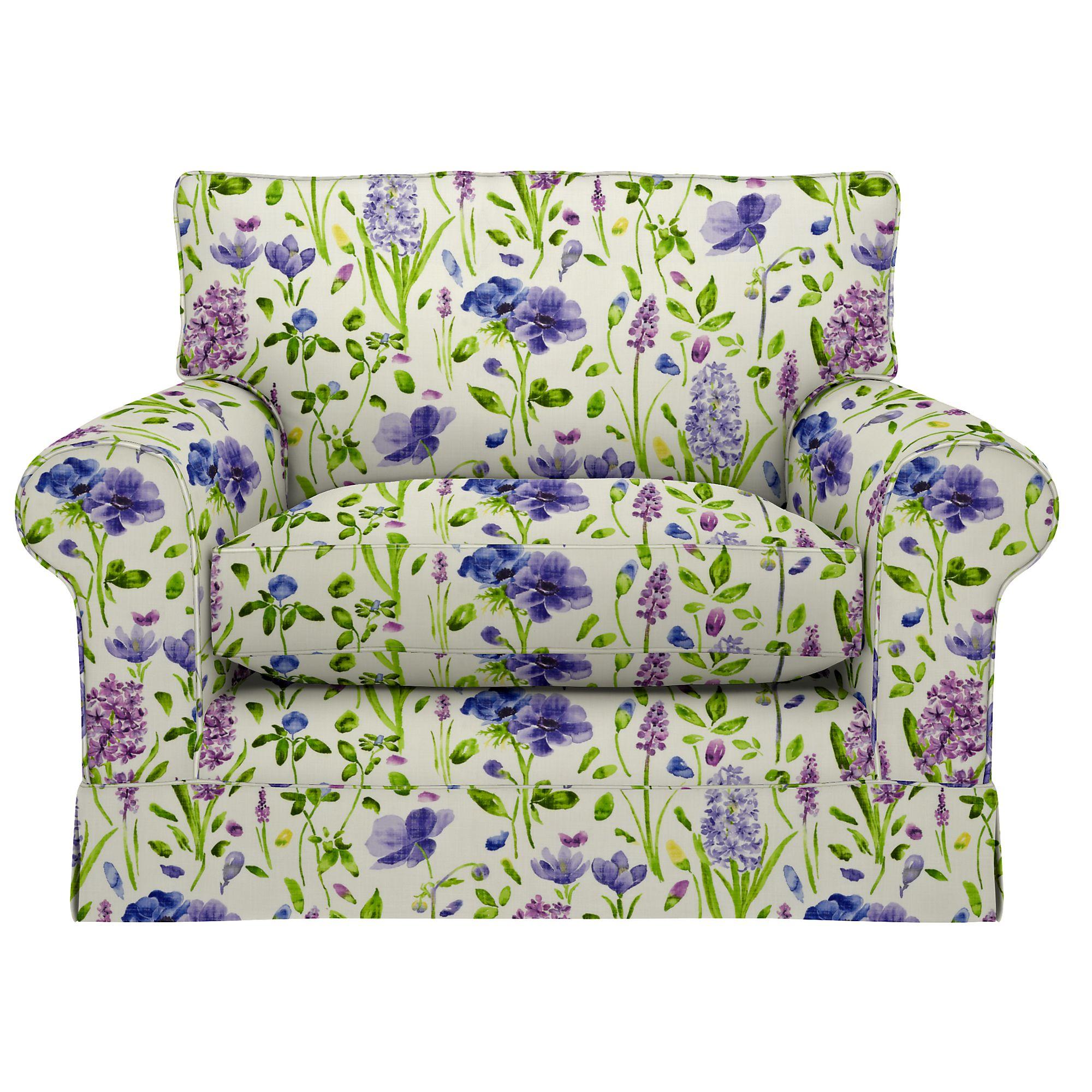 John Lewis Padstow Snuggler, Price Band E, Spring Flowers Hyacinth